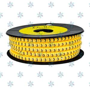 Marcadores de cable